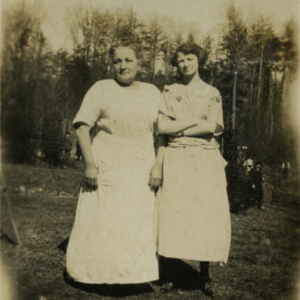 Mother and Vivian [Photograph]